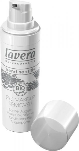 Demachiant pentru ochi, pentru piele sensibila, 30 ml Lavera [0]