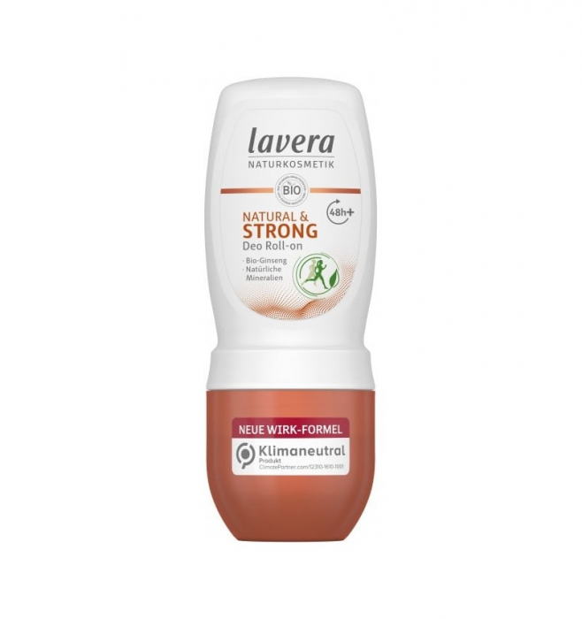 Deo roll-on strong, 50 ML LAVERA [0]