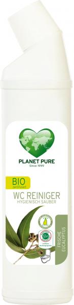 Detergent bio pentru toaleta - eucalipt - 750ml Planet Pure 0