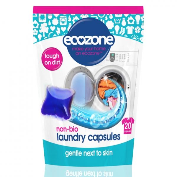 Detergent capsule, 20 buc, 500 g 0