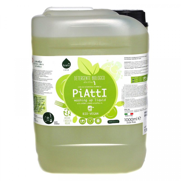 Detergent ecologic vrac pentru spalat vase 20L 0