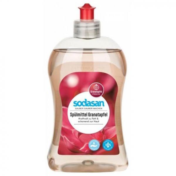 Detergent Vase Lichid Bio Rodie 1L [0]
