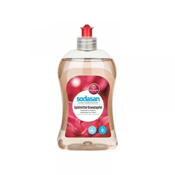 Detergent Vase Lichid Bio Rodie 500 ml 0