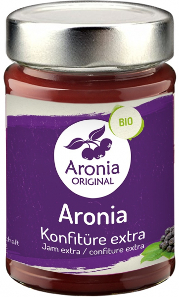 Dulceata BIO de aronia, 225 g Aronia Original 0