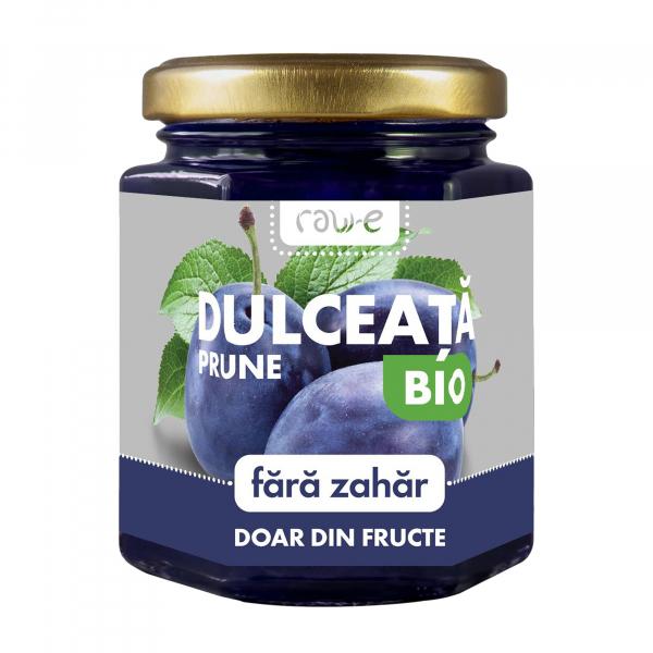 Dulceata de prune - magiun - fara zahar, bio, 200g [0]