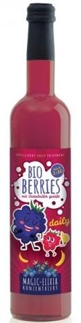 Elixir Magic pentru copii, concentrat cu zmeura bio, 500ml, Retter 0
