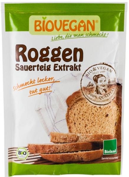 Extract de maia din secara, Bio 30g Biovegan 0