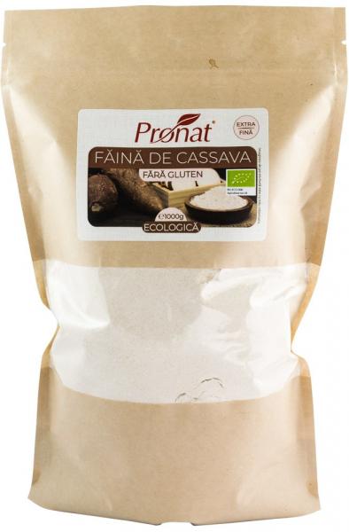 Faina BIO de Cassava (Tapioca / Manioc), extra fina, 1000g [0]