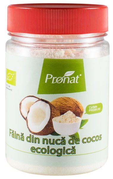 Faina bio din nuca de cocos, 130gr 0