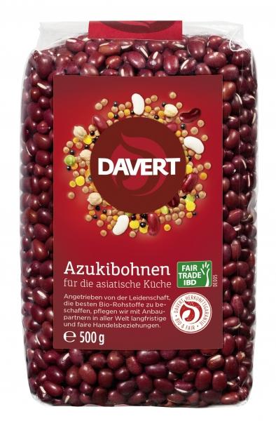 Fasole Azuki bio 500g, Fairtrade [0]