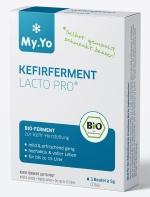 Ferment probiotic pentru chefir LACTO PRO bio 15g My.Yo 0