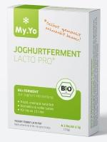 Ferment probiotic pentru iaurt bio LACTO PRO 15g My.Yo 1