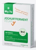 Ferment probiotic pentru iaurt VEGAN bio 15g My.Yo 0