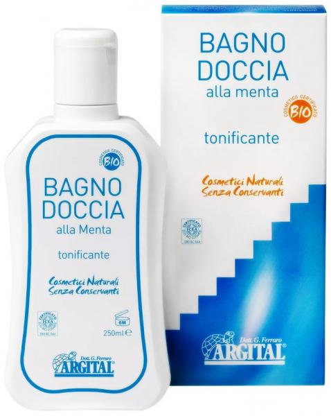 Gel de baie si dus revigorant, 250 ml Argital 0