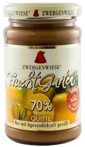 Gem BIO de gutui indulcit cu sirop de agave, 225 g ZWERGENWIESE 0