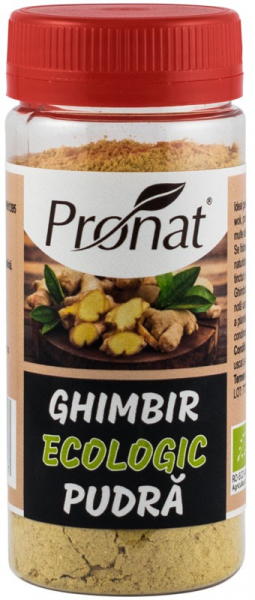 Ghimbir BIO, macinat, 35 g 0