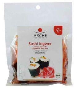 Ghimbir pentru sushi, bio, 105g Arche 0