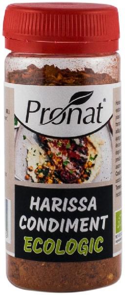 Harissa condiment BIO, 50 g 0