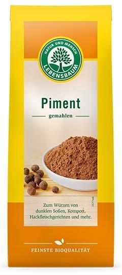 Ienibahar Bio macinat, 40 g LEBENSBAUM 0
