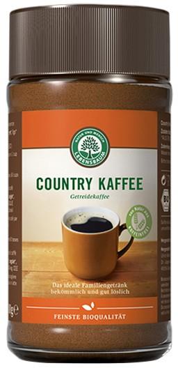 Inlocuitor bio de cafea instant din cereale, 100 g LEBENSBAUM [0]