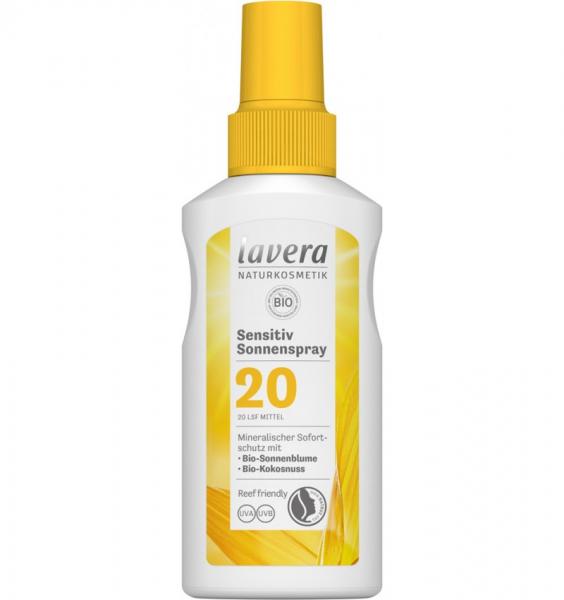 Lotiune bio pentru protectie solara LSF 20, 100ml 0