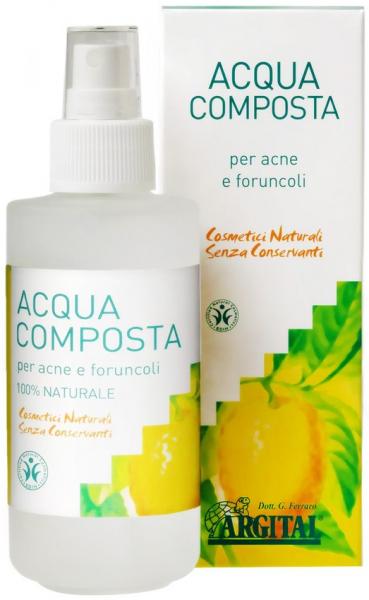 Lotiune tonica pentru acnee, 125 ml Argital [0]