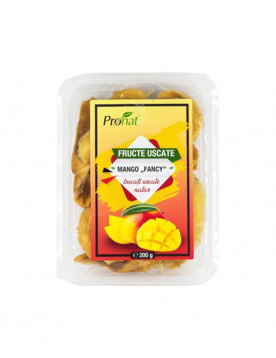 "Mango ""FANCY"" - fructe uscate natur 200g [1]"