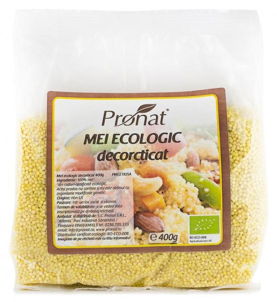 Mei Bio decorticat, 400 g 0