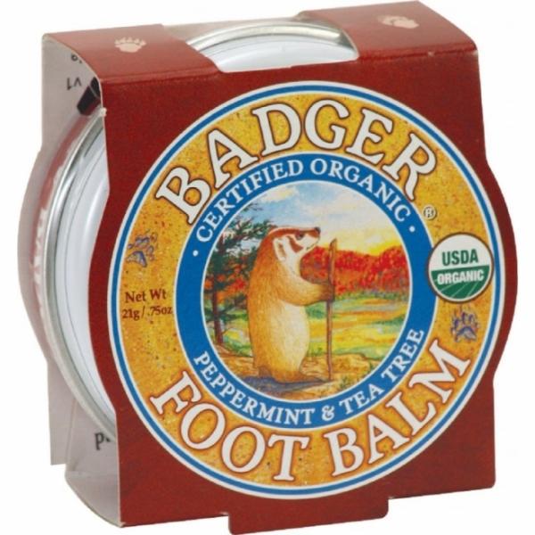 Mini balsam pentru picioare obosite, calcaie crapate, 21 g 0