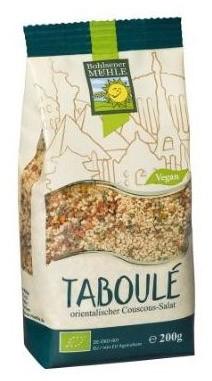 Mix bio oriental Taboule cu legume si cuscus, 200g Bohlsener Muhle [0]