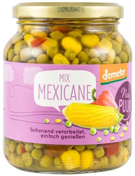 Mix de legume mexican bio, 350g Nur PUUR 0