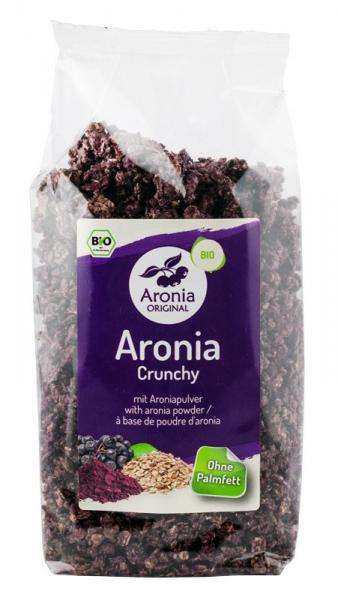 Musli crunchy cu Aronia BIO, 375 g Aronia Original [0]