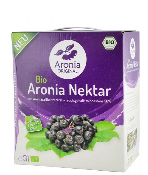 NECTAR BIO DE ARONIA, 3 L Aronia Original 0