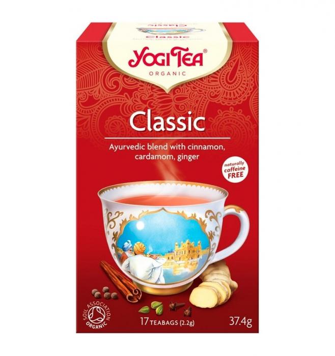 Pachet 2 cutii ceai bio  + 1 cana ceai Yogi Tea [1]