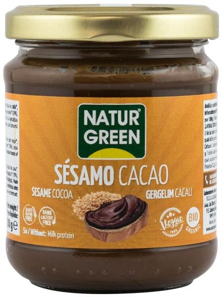PASTA BIO DE SUSAN CU CACAO, 200G NATUR GREEN 0