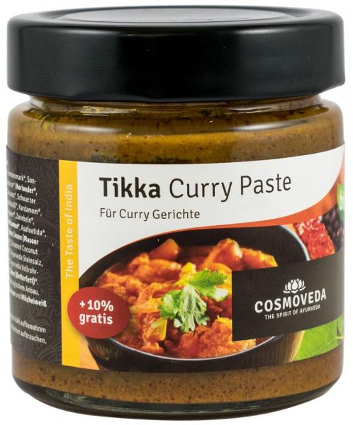 Pasta de curry BIO Tikka, 175g COSMOVEDA [0]