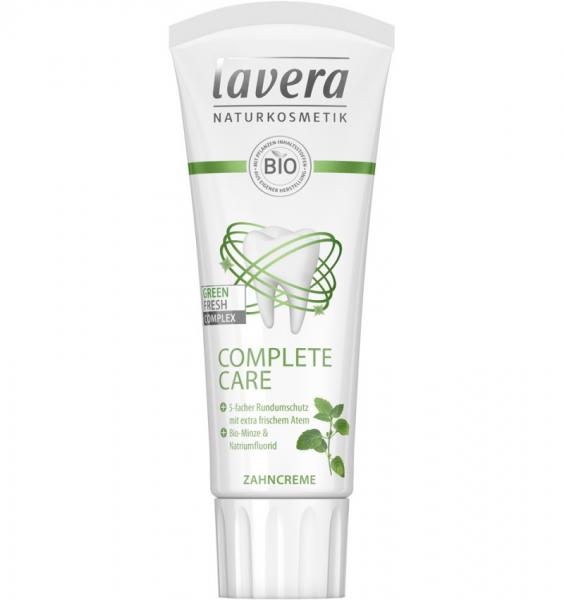 Pasta de dinți Lavera Complete Care, 75ML LAVERA 0