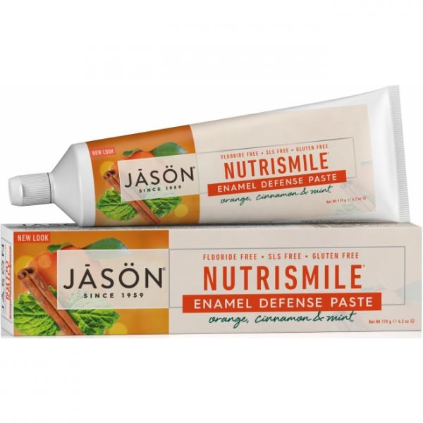 Pasta de dinti Nutrismile, pentru prevenirea tartrului si cariilor 0