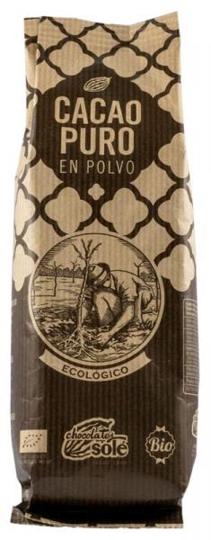 Pudra bio de cacao pura, 150 g Chocolates Sole 0