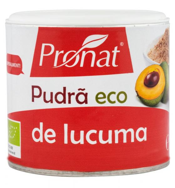 Pudra de Lucuma Bio, 90 g 0
