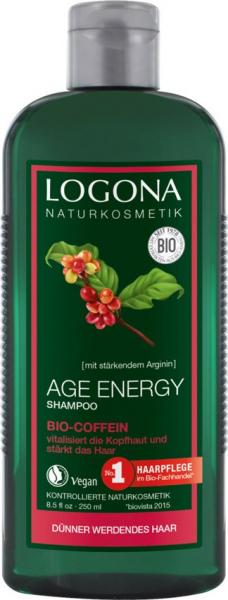 Sampon cu cofeina, bio 250 ml Logona 0