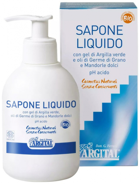 Sapun lichid BIO,  250 ml Argital 0
