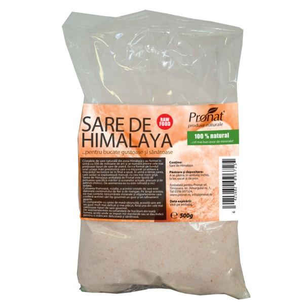 Sare de Himalaya de masa, 500 g [0]