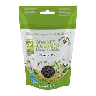 Seminte de broccoli pt. germinat bio 150g 0