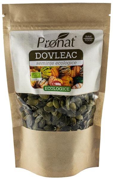 Seminte de dovleac Bio, 150 g 0