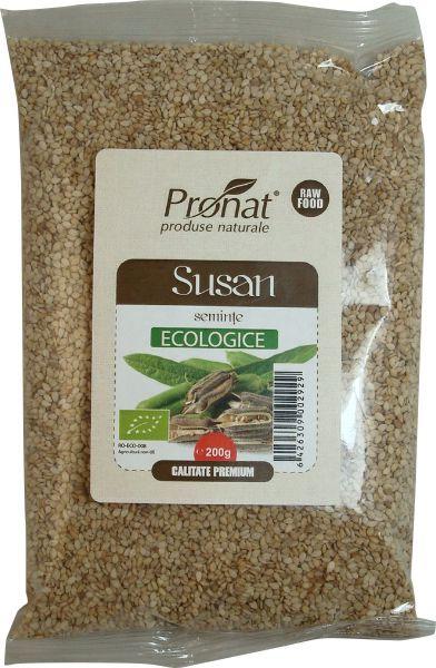 Seminte de susan Bio, 200 g 0