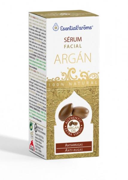 Ser facial cu ulei de argan, 15 ml, Esential'arôms [0]