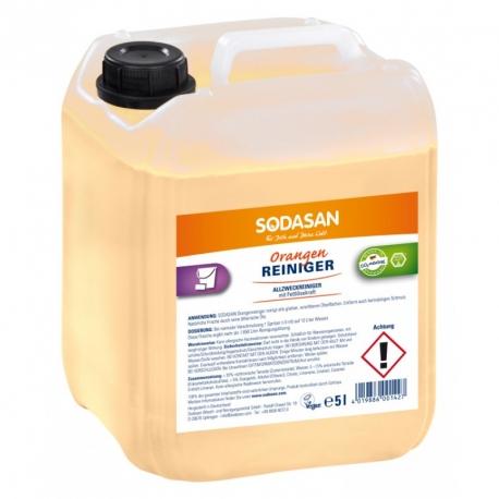 Solutie Bio Concentrata Universala De Curatare Cu Portocala 5 L 0