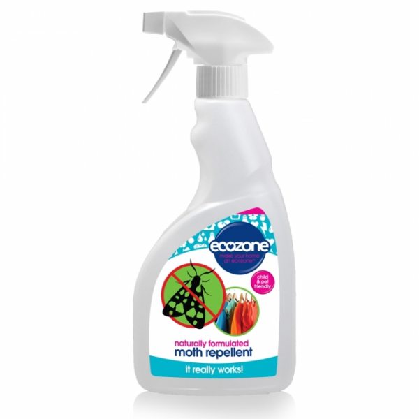 Solutie eco impotriva moliilor, formula naturala, Ecozone, 500 ml 0