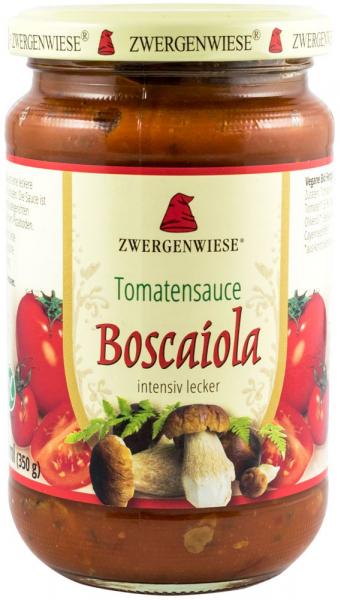Sos BIO de rosii Boscaiola, 350 gr ZWERGENWIESE [0]